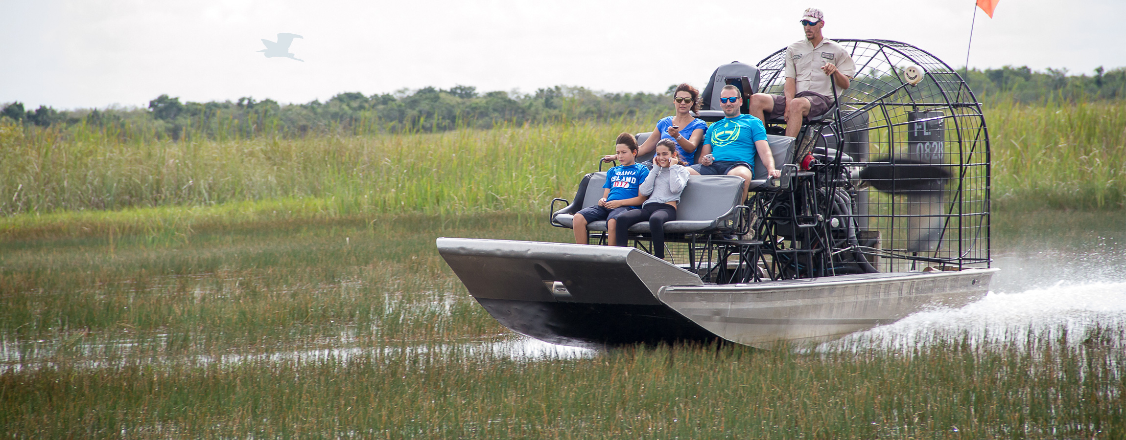 Florida Airboat Rides At Gator Park Everglades Tours National Miami