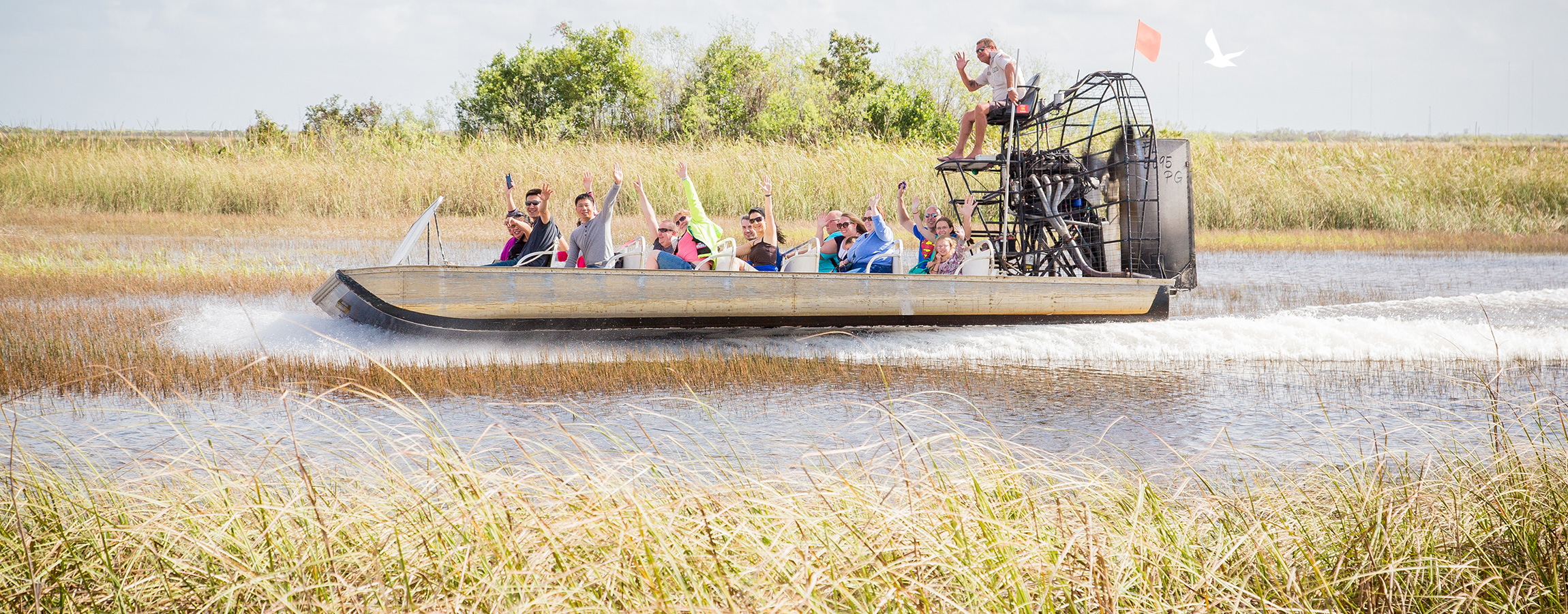 Florida Airboat Rides At Gator Park Everglades Airboat Tours